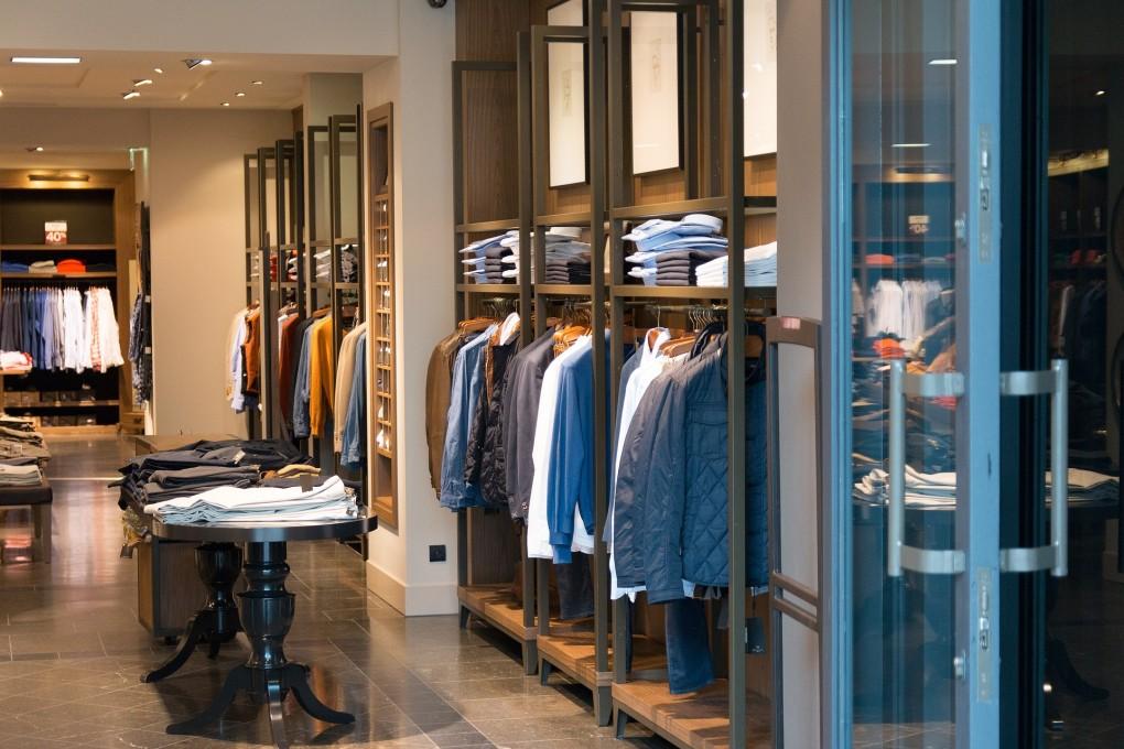 Programa para tiendas de ropa