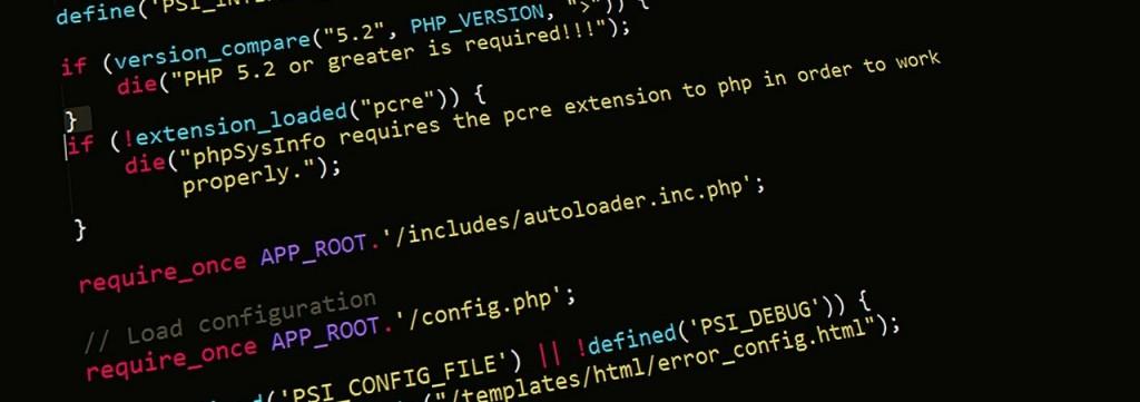 Consultoría informática y programación a medida