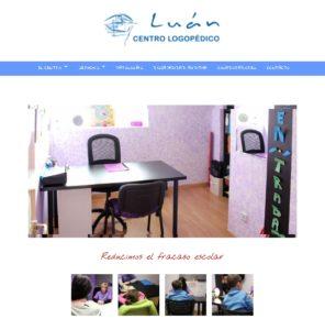 Centro logopédico Luan